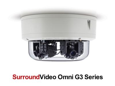 رونمایی اَرِکانت ویژن از نسل سوم دوربین های پانورامیک  SurroundVideo OMNI با قابلیت تنظیم از راه دور